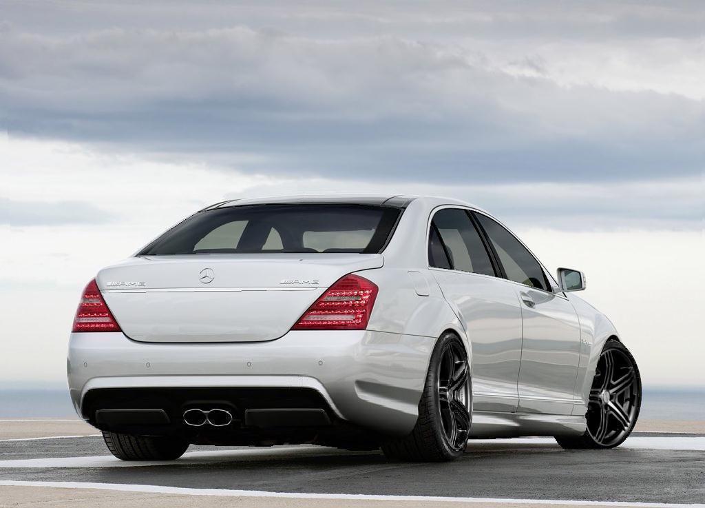 S 65 amg kraftprotz im feinen zwirn for Mercedes benz amg s65