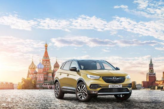 Auto - PSA bringt Opel wieder nach Russland