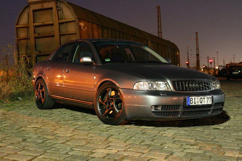 Auto Audi A4 B5 Limo Pagenstecherde Deine Automeile Im Netz
