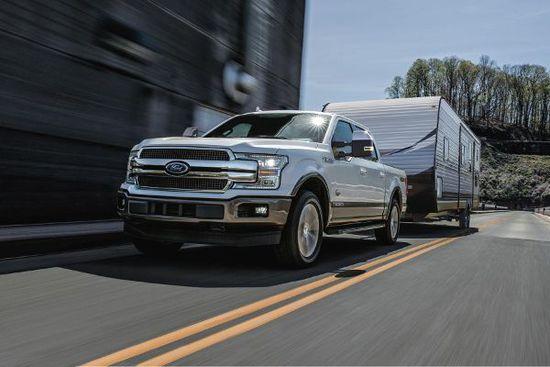 Erlkönige + Neuerscheinungen - Ford F-150: Der erste Diesel im F-150
