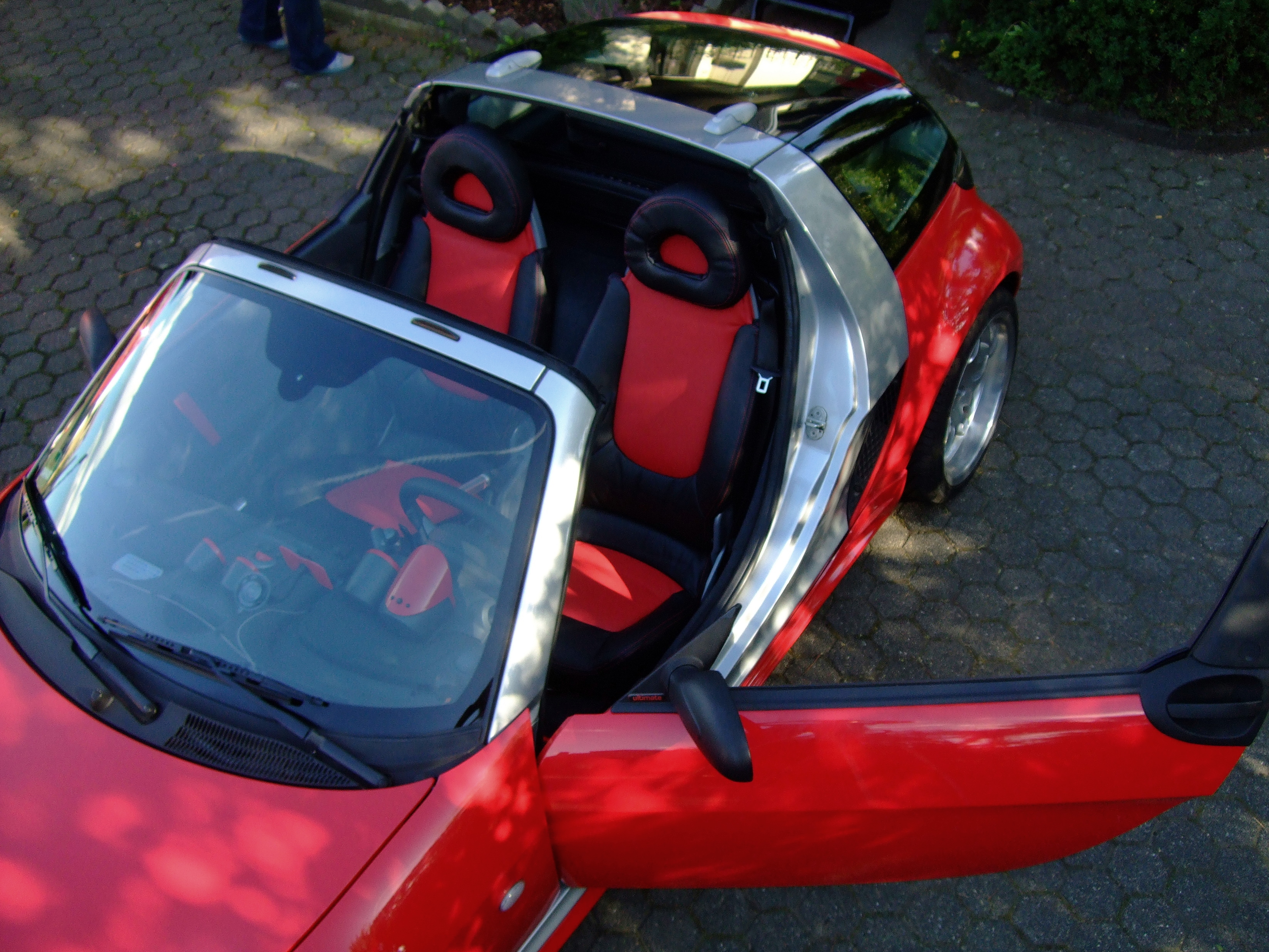 auto mcc smart roadster brabus ultimate coupe nr 57. Black Bedroom Furniture Sets. Home Design Ideas