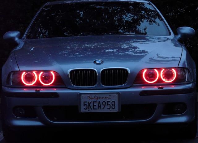 Demon Eye Headlights Bmw