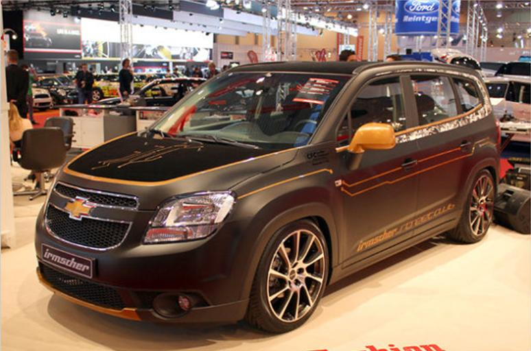 Chevrolet Peppt Orlando Krftig Auf Pagenstecher Deine
