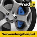 Tuning + Auto Zubehör - Bremssattellack-Set von raid hp fr mehr Show & Shine