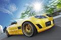 Luxus + Supersportwagen - Flüssiges Gold by fostla.de - SL 55 AMG
