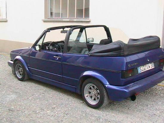 Name: VW_Golf_1_Cabrio_-_3.JPG Größe: 640x480 Dateigröße: 58216 Bytes
