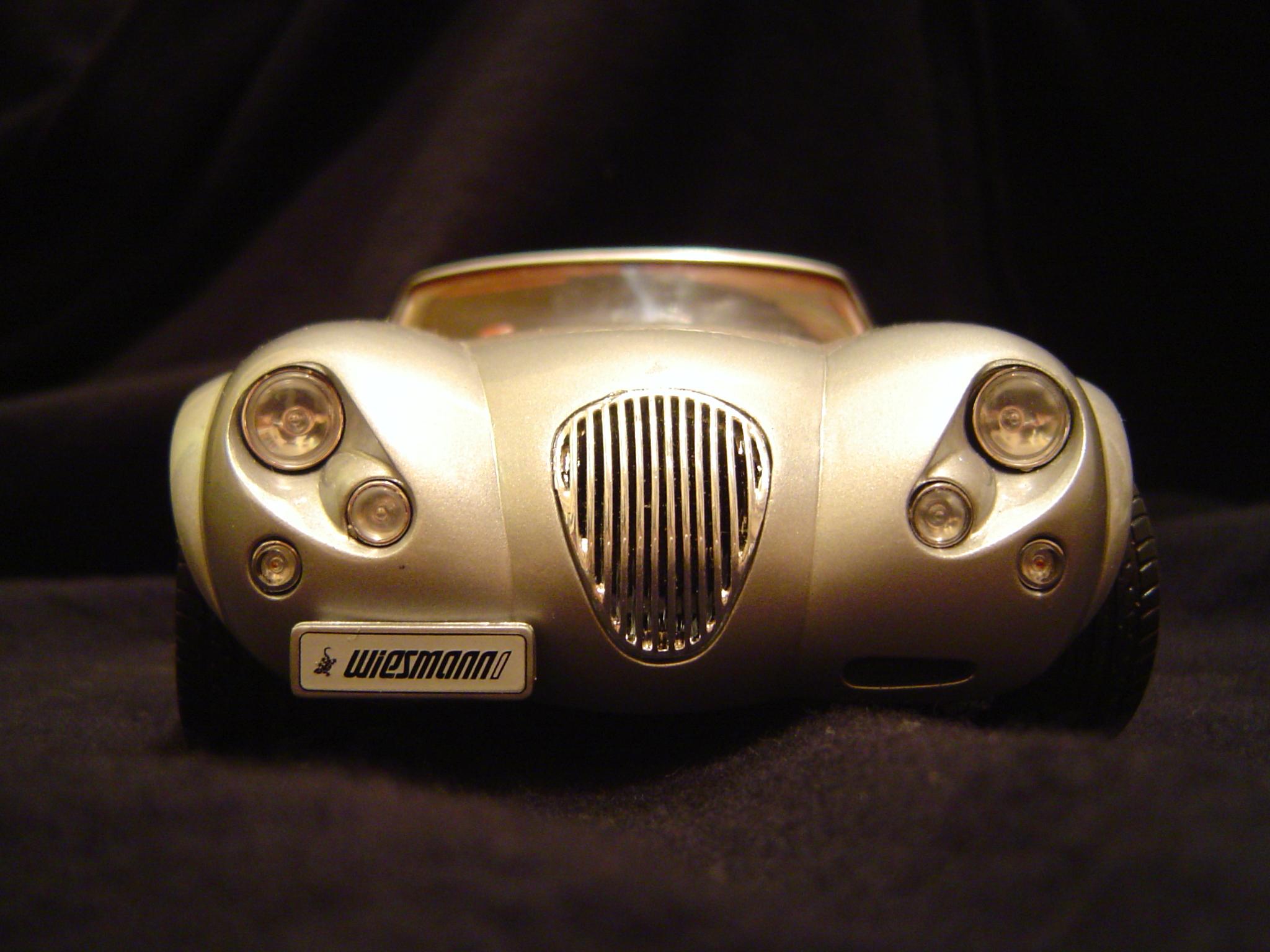 Wiesmann Roadster 2