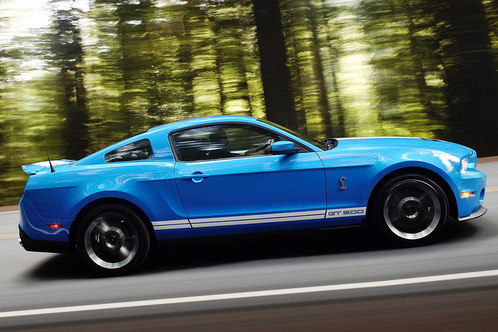 ford shelby gt500 neuer top mustang mit 540 ps deine automeile im netz. Black Bedroom Furniture Sets. Home Design Ideas