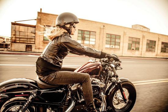 motorrad trend der traum von easy rider lebt weiter. Black Bedroom Furniture Sets. Home Design Ideas