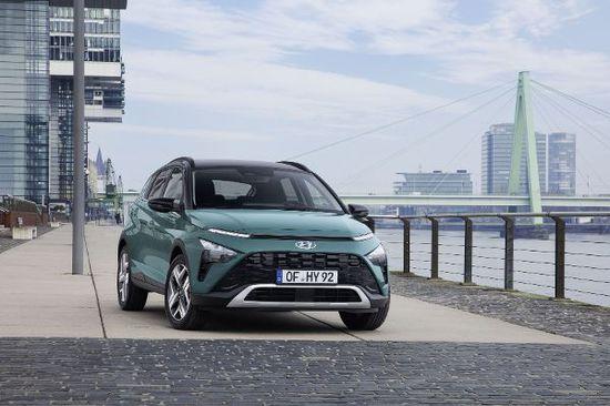 Erlkönige + Neuerscheinungen - Der Hyundai Bayon modernisiert den Alltag