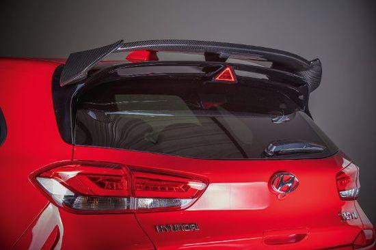 Auto - Hyundai i30 N: Anpressdruck ist alles