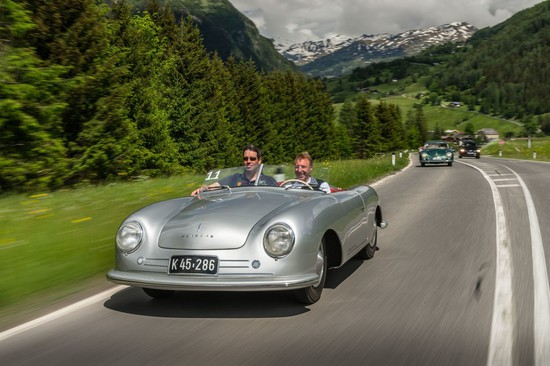 Youngtimer + Oldtimer - Exklusiv: Goodwood Festival of Speed und Porsche: Nummer 1 lebt