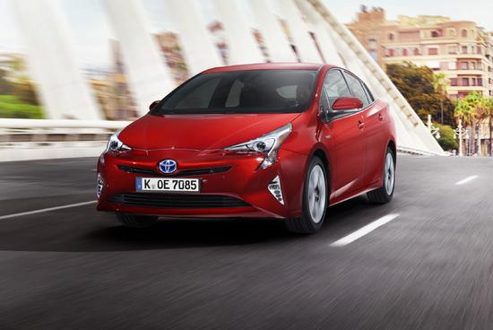 Elektro + Hybrid Antrieb - Der neue  Toyota Prius