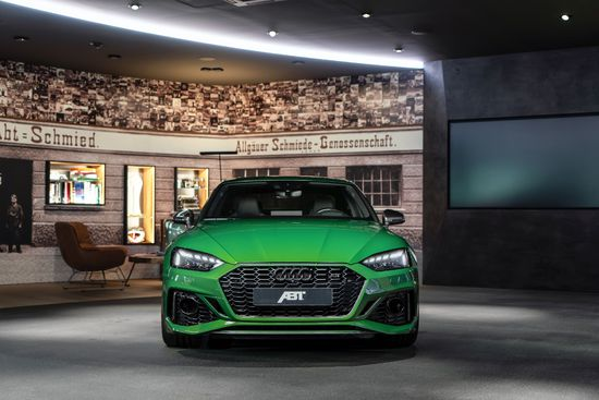 Name: ABT_Audi_RS5_sonomagruen_Front.jpg Größe: 3543x2363 Dateigröße: 1034494 Bytes