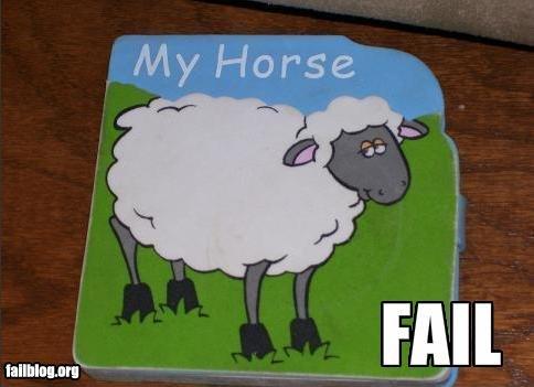 Funny Pics. Fail-owned-book-my-horse-fail