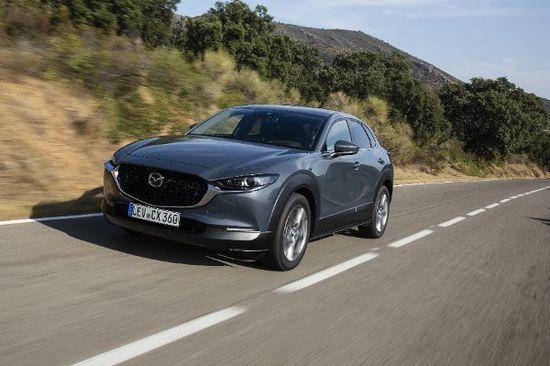 Erlkönige + Neuerscheinungen - Mazda CX-30: Der mit dem Diesel-Otto-Motor