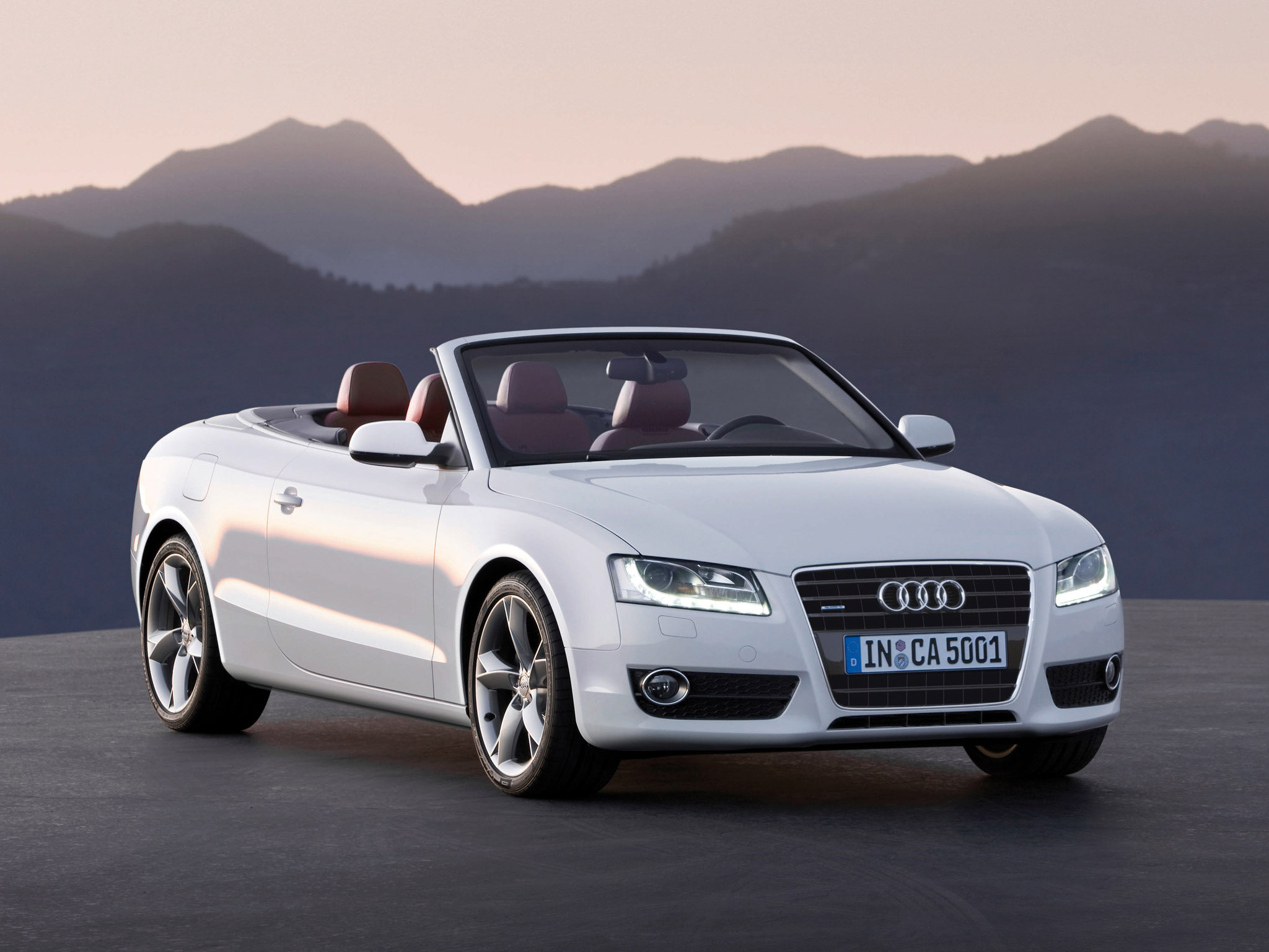 audi a5 cabrio deine automeile im netz. Black Bedroom Furniture Sets. Home Design Ideas