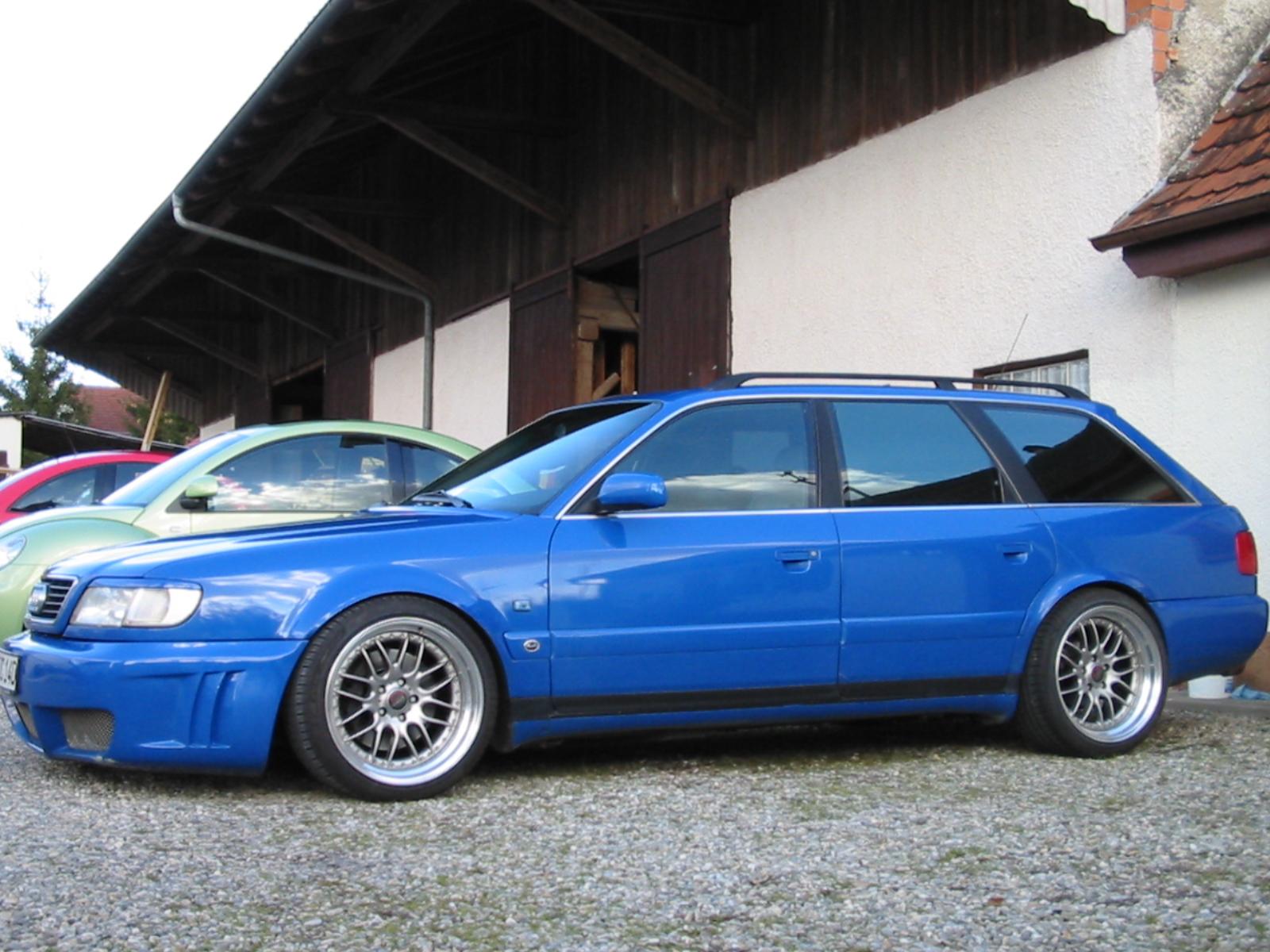 Auto Audi S6 C4 2.2i 20V Turbo - pagenstecher.de - Deine ...