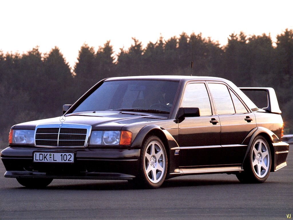 Mercedes 190 e deine automeile for 1984 mercedes benz 190e