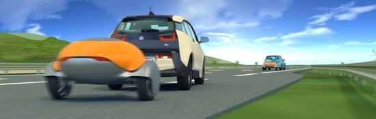 Elektro + Hybrid Antrieb - [Video ] Mobile Batterie: