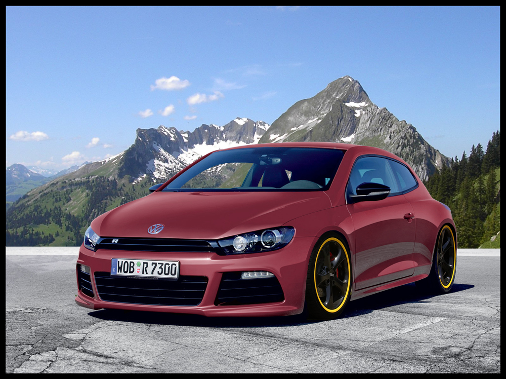 tuning cars and news 2012 vw scirocco tuning. Black Bedroom Furniture Sets. Home Design Ideas