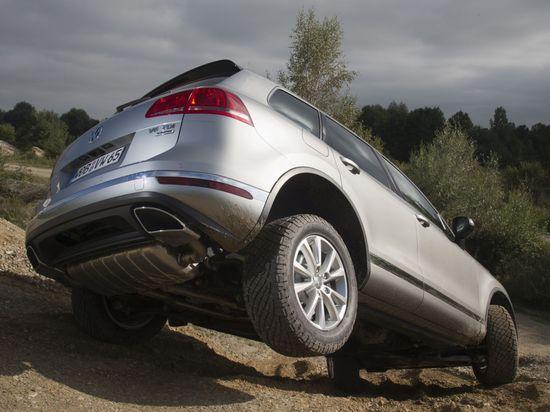 Fahrbericht - Fahrbericht VW Touareg: Der Pferdeflüsterer unter den SUV