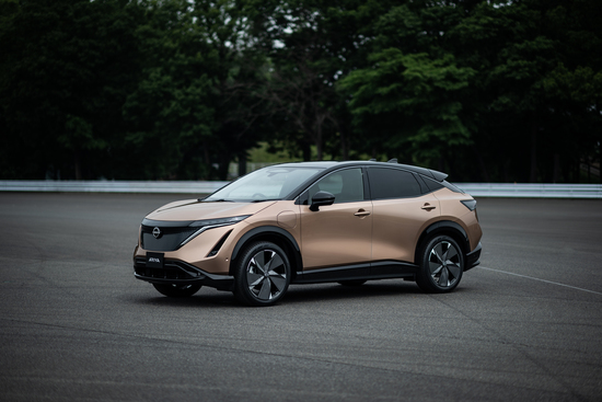 Name: Nissan_Ariya_front_quarter_1-1200x800.jpg Größe: 1200x800 Dateigröße: 804207 Bytes