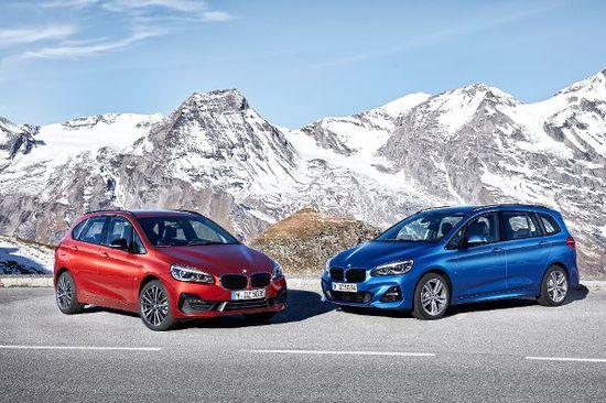 Erlkönige + Neuerscheinungen - BMW 2er Active und Gran Tourer: Auf Herz und Nieren
