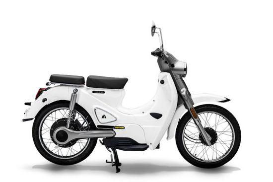Motorrad - Neue Zweirad-Marke: Motron startet durch