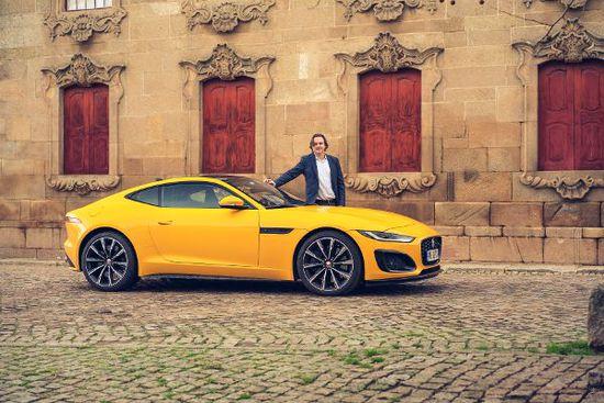 Luxus + Supersportwagen - Jaguar F-Type: Athletischer Gentleman