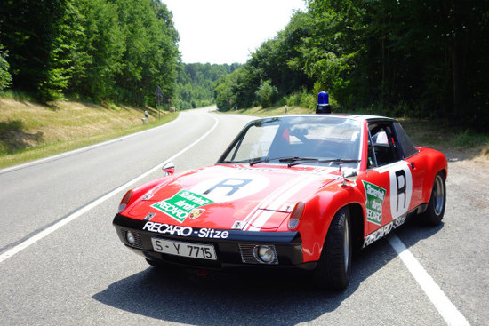 Youngtimer + Oldtimer - O.N.S. Porsche 914/6 GT: Schneller als die Feuerwehr