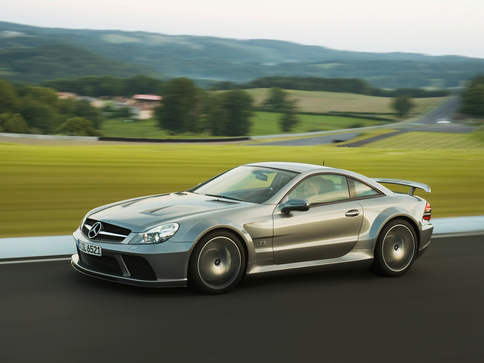 Mercedes-Benz SL65 Picture