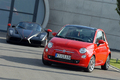 "Auto - Fiat 500 ""Limited Edition"" im Ferrari-Style"