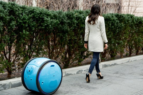 Lifestyle - Piaggio Gita und Kilo übernehmen kleinere autonome Transporte
