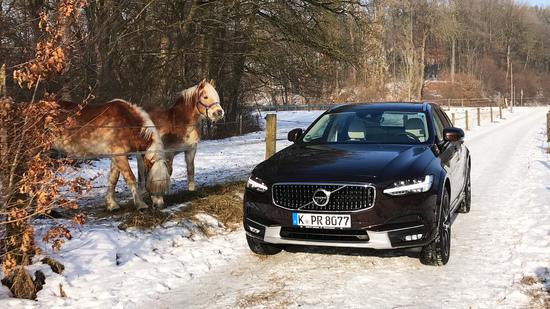 Fahrbericht - [ Video ] Volvo V90 Cross Country Test & Fahrbericht