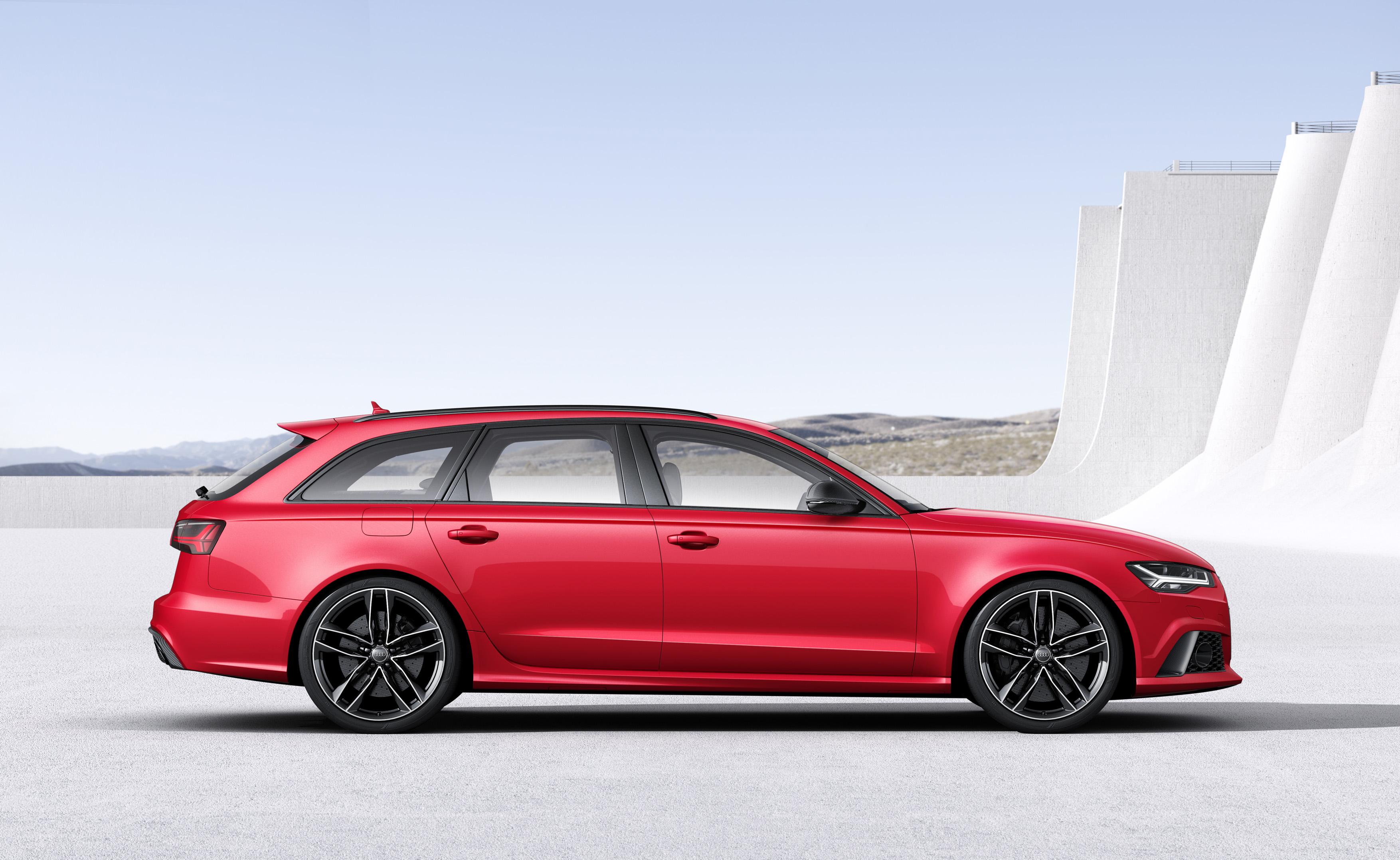 Frische Power für den Erfolgstyp – der neue Audi A6 und A6 Avant