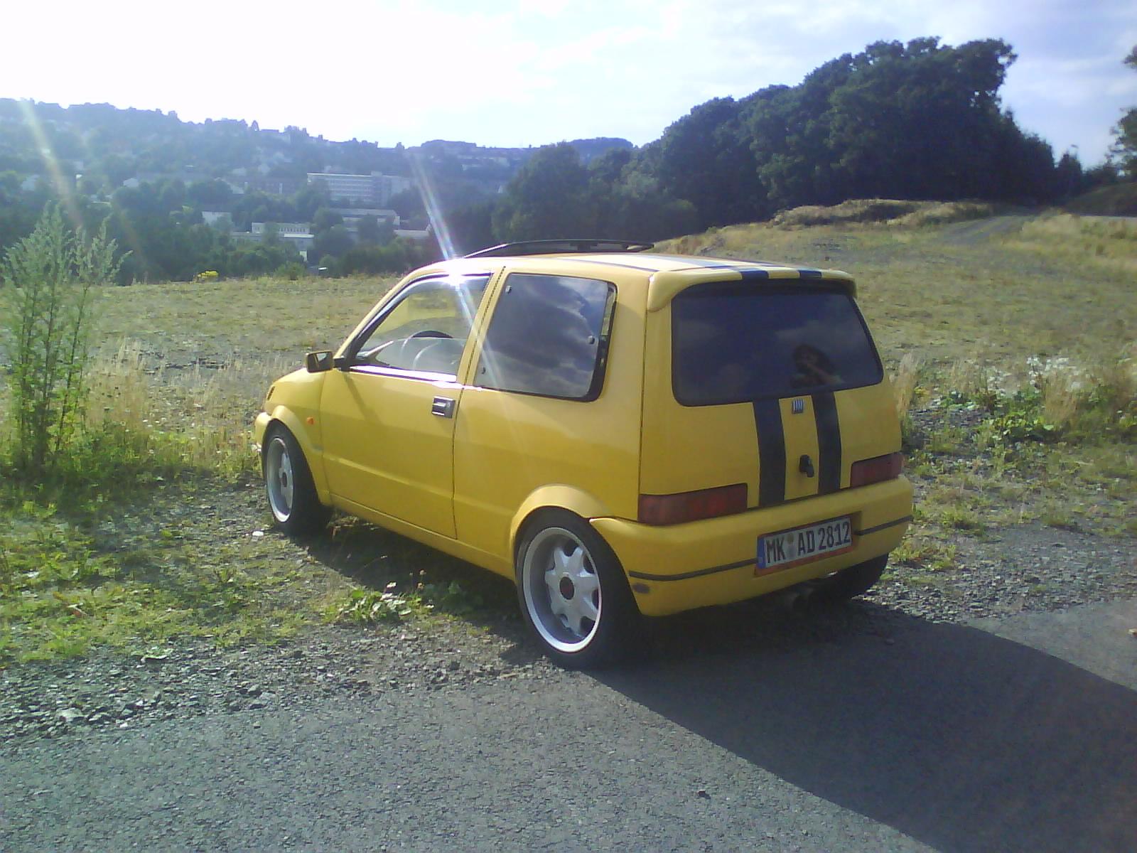 Auto Fiat Cinquecento sporting pagenstecher de Deine Automeile im