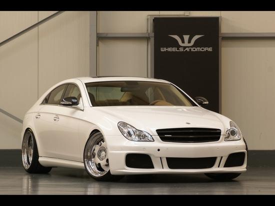 Name: 2009-Wheelsandmore-Mercedes-Benz-CLS-White-Label-Front-Angle-2-1280x960.jpg Größe: 1280x960 Dateigröße: 244032 Bytes