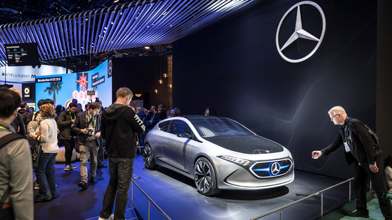 Messe + Event - [ Video ] 2018 CES Las Vegas: Die größte Elektronik Messe wird zum Autosalon