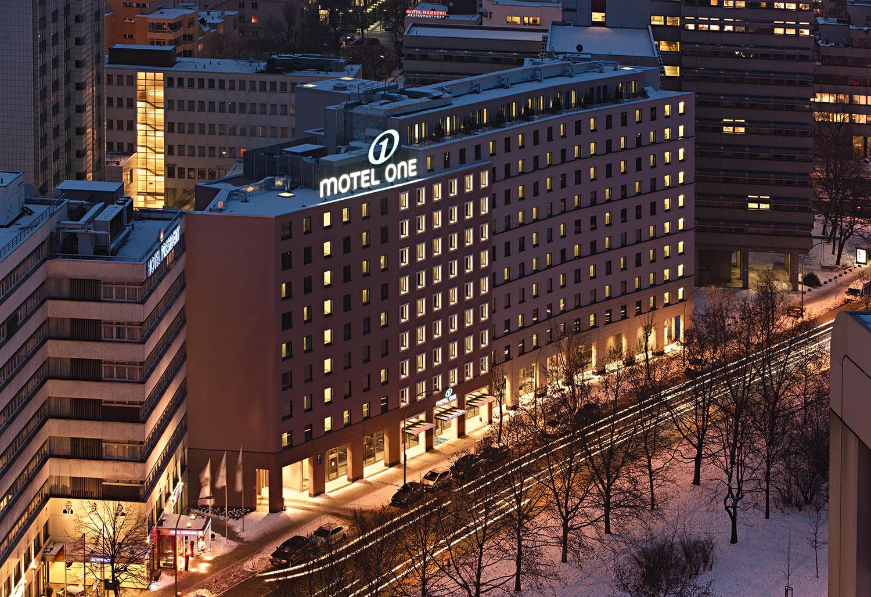 Eine reise nach berlin lohnt sich immer for Motel one doppelzimmer