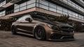 Felgen + Reifen - Z-Performance, Mercedes-AMG C 63 S Coupé