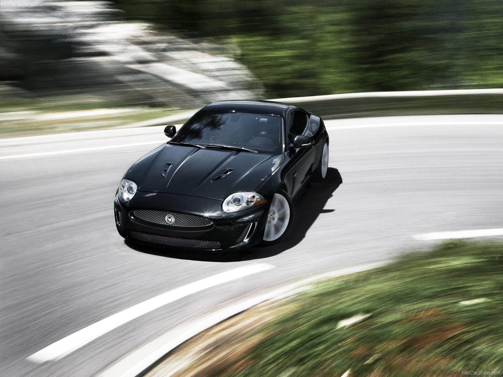 Fake Jaguar XKR