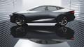 Elektro + Hybrid Antrieb - Nissan IMs Concept: Sportlimousine im Hochformat