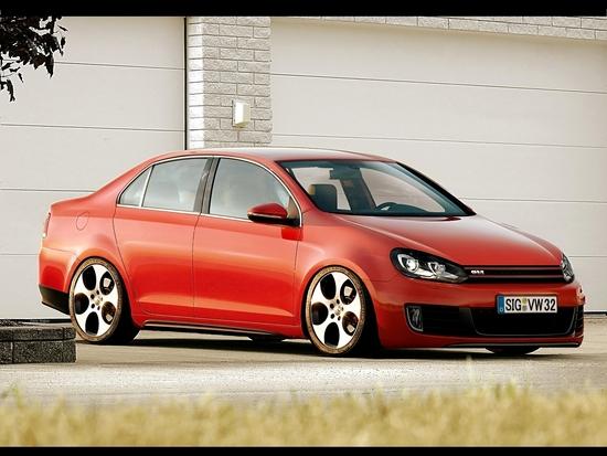 Volkswagen Jetta Gli 2010. weitere VW - Jetta