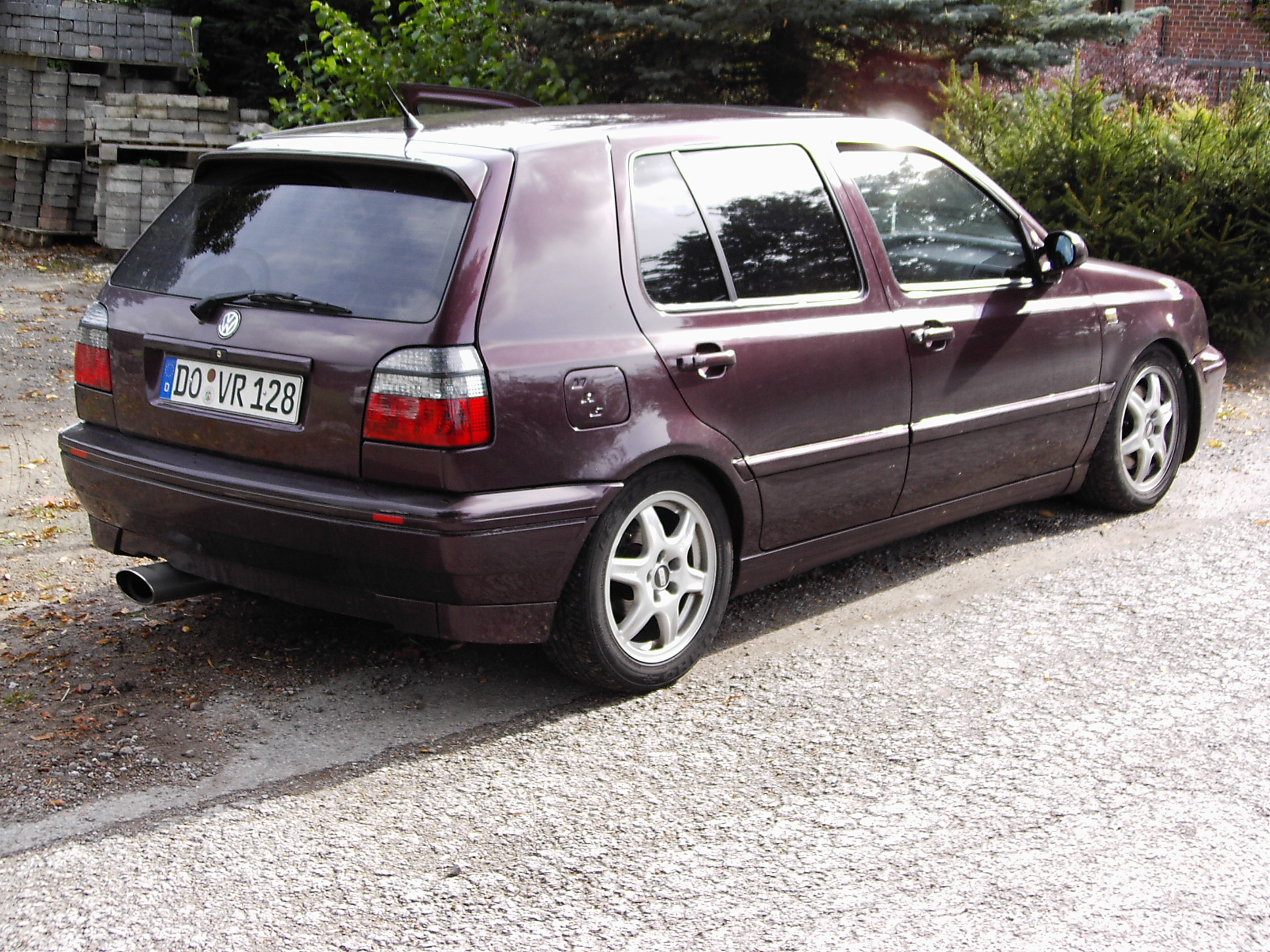 Re golf 3 vr6 gestohlen worden in dortmund seite 1 for Interieur golf 3 vr6