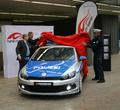 Auto - [Presse] Scirocco Polizei-Fahrzeug der Initiative TUNE IT! SAFE! vorgestellt