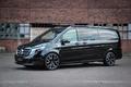 Felgen + Reifen - Neues Felgen-Highlight Tzunamee EVO an der Mercedes-Benz V-Klasse