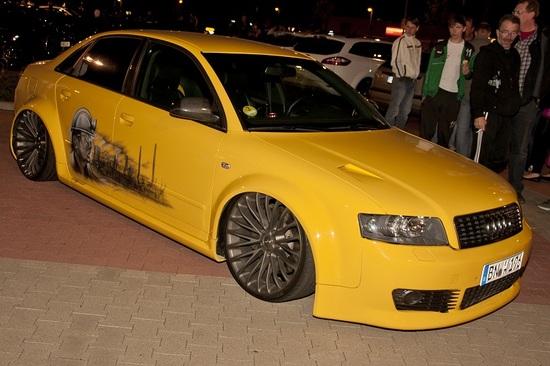 Name: Gelber-Audi-100.jpg Größe: 821x546 Dateigröße: 188410 Bytes