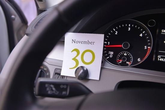 Recht + Verkehr + Versicherung - Sonderkündigungsrecht ermöglicht Wechsel nach 30. November
