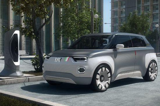 Erlkönige + Neuerscheinungen - Preis für den Fiat Centoventi